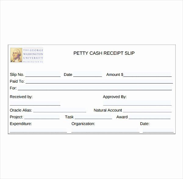 Simple Cash Receipt Template Best Of 8 Petty Cash Receipt Template Pdf Receipt Template Statement Template Templates