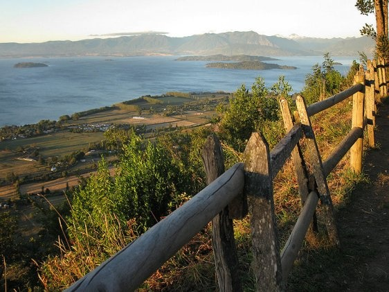 Lago Ranco, Chile. This place is beyond beautiful. Here is were I'm going to my vacations