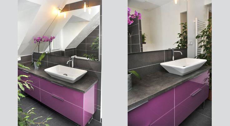 119 best salle de bain images on Pinterest Bathroom, Bathrooms and
