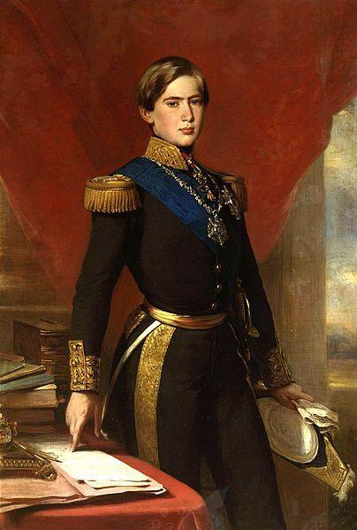 Pedro V (1853-1861)
