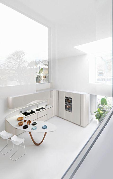 #kitchen #design #decor #architecture #modern