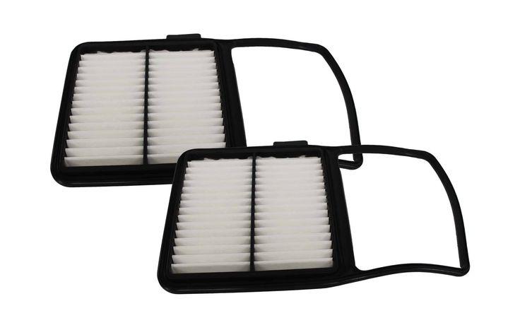 2 Rigid Panel Air Filters Fit Toyota | Part # A25698 & CA10159