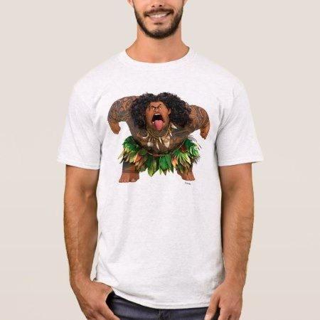 Moana | Maui - Don't Trick a Trickster T-Shirt - tap to personalize and get yours
