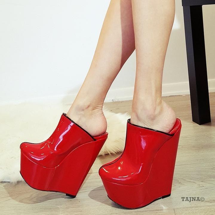 Very Comfy and Attractive 17 cm heel