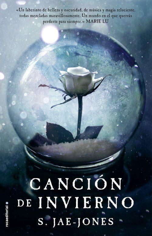 Canción de invierno, el primer libro en la serie de @sjaejones saldrá a la venta el 26 de abril por @RocaEditorial ❄️