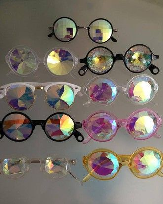 pastel goth glasses #shades