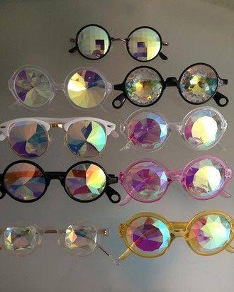 pastel goth glasses #shades