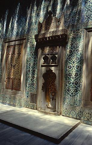Topkapi. Istanbul.