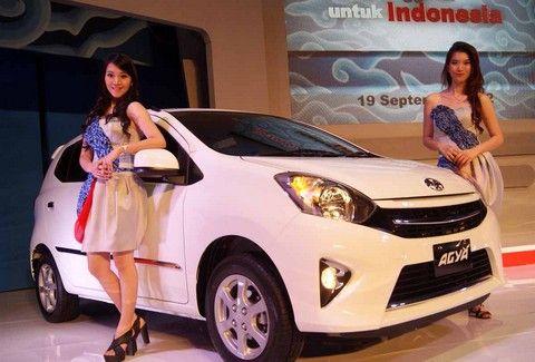 Toyota Agya: Mobil Murah dan Ramah Lingkungan