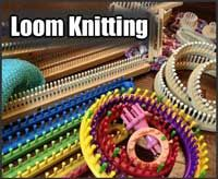 The Crochet Crowd Loom Knitting Projects