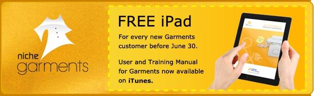 FREE iPad!!!