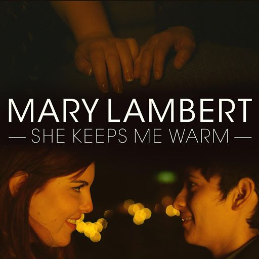 I love her! She's completely amazing and everyone should know it. ▶ Mary Lambert - She Keeps Me Warm - YouTube