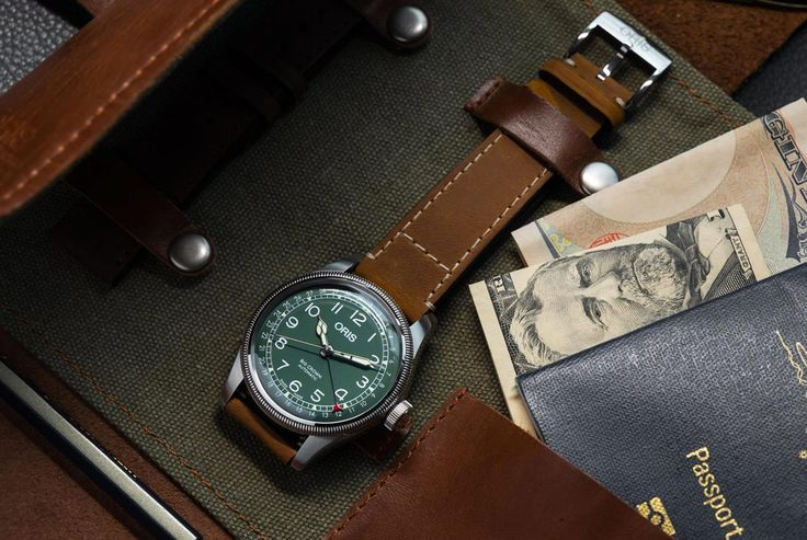 7 Handsome Watches With Forest Green Dials •Gear Patrol