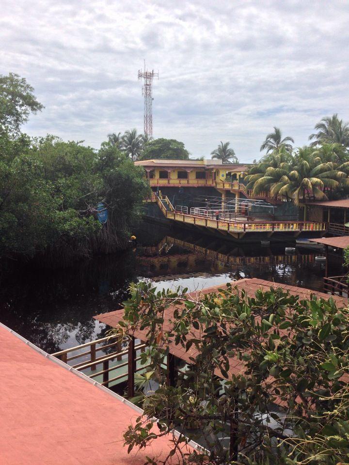 Hotel Rancho Estero y Mar en San Luis Talpa, La Paz