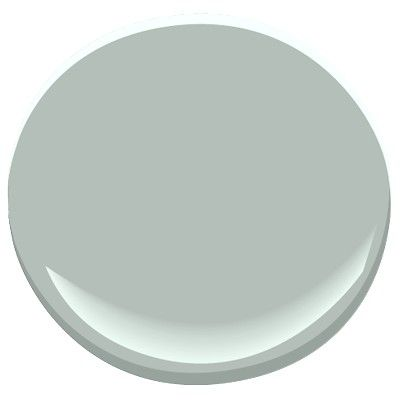 "Benjamin Moore ""Beach glass"""