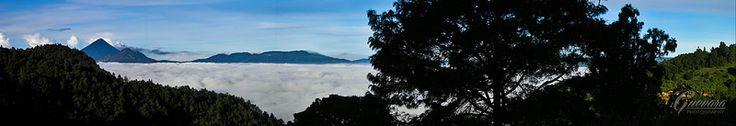 volcán santa María quetzaltenango
