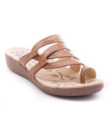Look at this #zulilyfind! Auburn Joules Sandal #zulilyfinds