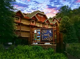 Downtown Gatlinburg Hotels   Old Creek Lodge   Hotel In Smoky Mountains