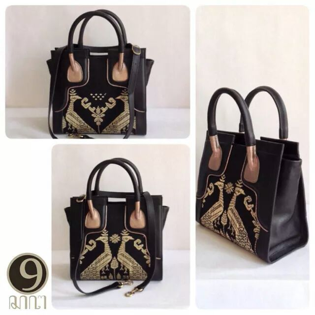 Palupi Bags Genuine Leather with Papua Handwoven $240 in Rupiah we have special prices our display Facebook/OemiVintage orders and questions SMS/WA +6283870140087 Line/Hangout id mooitita  overseas buyer welcome