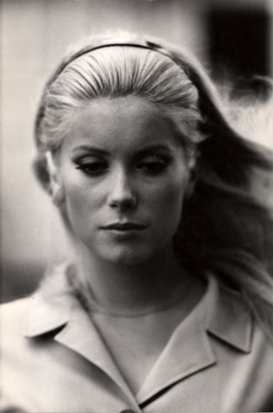 #Catherine #Deneuve Someone once told me I looked like her. I only wish I could be close to that beautiful!!! sheesh