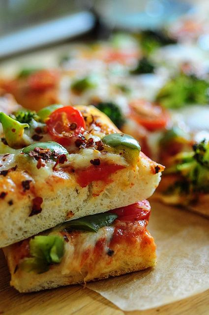 Quick & Easy Pizza Crust Recipe (30-Min Eggless Pizza Dough)