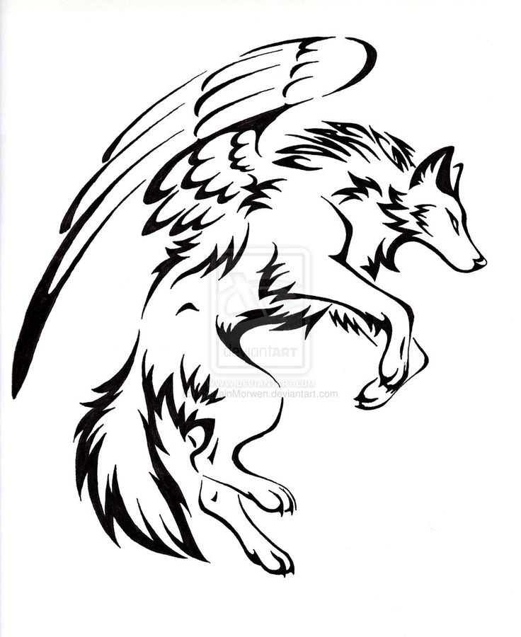 94 best want to draw images on pinterest fantasy creatures cool wolf angel ccuart Images