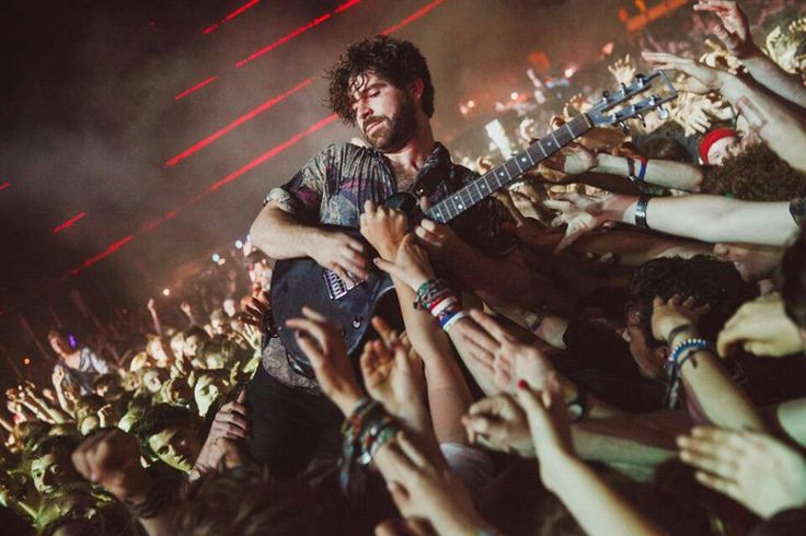 Foals at the Latitude Festival -- love the foals!!!