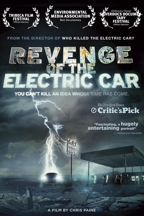 Watch Revenge of the Electric Car Full Movie Online