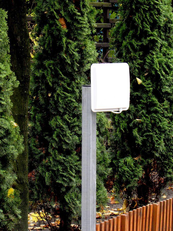 #czytnik #RFID reguluje pracę szlabanów na parkingach