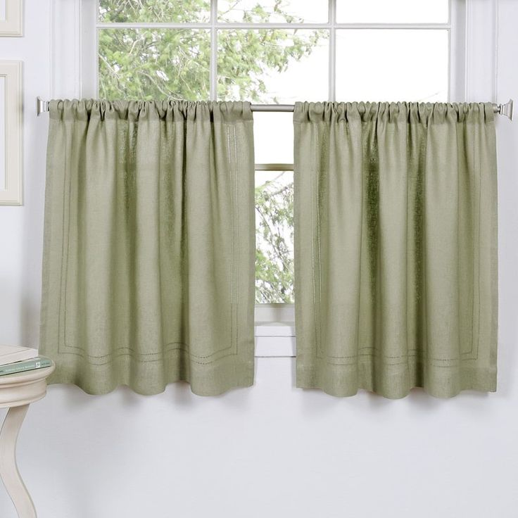 25 Best Ideas About Cafe Curtains On Pinterest: Pom Pom Curtains, Fringe Curtains And Windows Nas