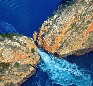 Horizontal Falls - The Kimberley – Hidden Treasure in Remote Australia  www.thekimberleycollection.com.au