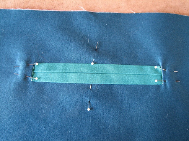 Best welt pocket tutorial, very clear instructions.