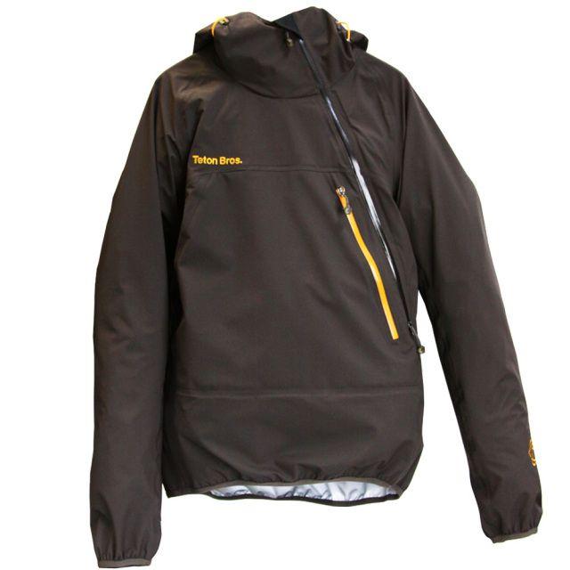 TETON BROS.(ティートンブロス) Tsurugi Lite Jacket(Unisex) ツルギライトジャケット (After Dark)(メンズ)(レディース)(ネオシェル) (防水)(透湿)(アウトドア)(軽量)【送料無料】 マウンテンウエストピーク