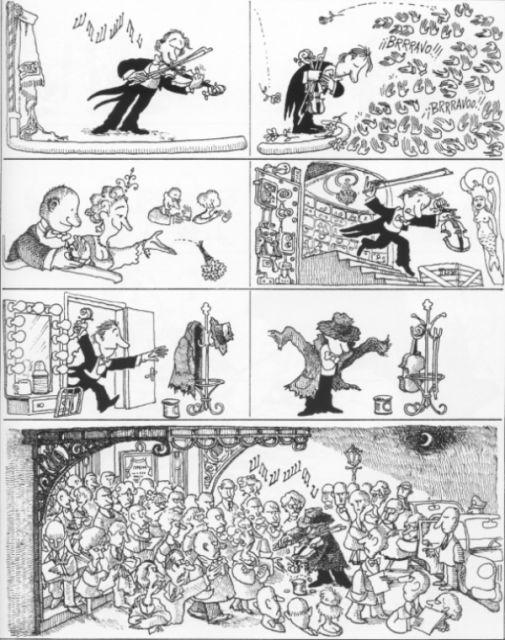 Diferentes visiones (by Quino)