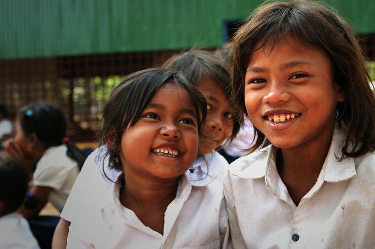Beautifful smile #VietnamSchoolTours #LittleStudent
