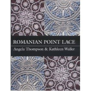 Romanian Point Lace crochet book
