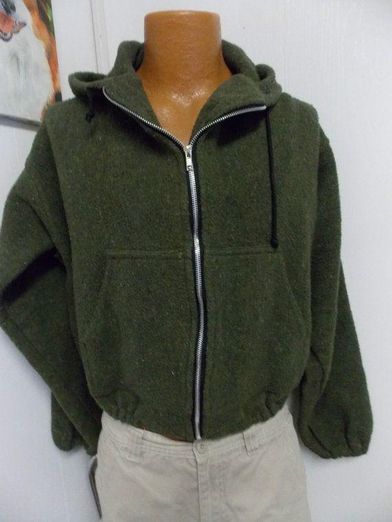 Earth Ragz Zipper Front Mens Hooded Jacket by PfantasticPfindsToo