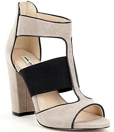 Karl Lagerfeld Paris Rosalie Dress Sandals #Dillards