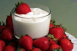 Yogurt and Honey Fruit Dip