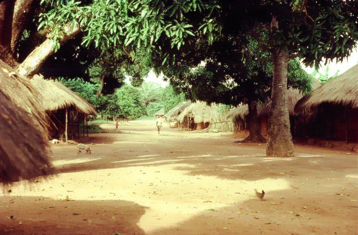 Guiné-Bissau - Recordações em Imagens: Bolama de Baixo