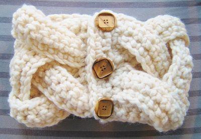 braided crochet cowl pattern