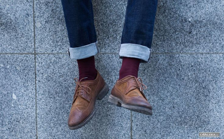 Șosete colorate pentru bărbați. De ce să le porți