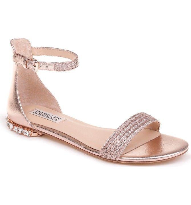 steffie ankle strap sandal flache sandalen und sandalen. Black Bedroom Furniture Sets. Home Design Ideas