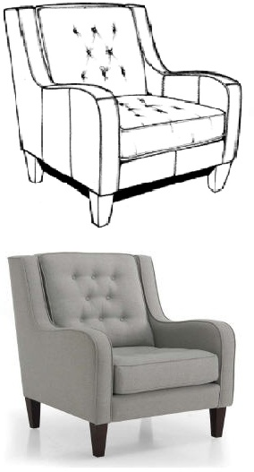 Alexander chair, planning and execution!