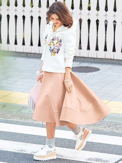 Chesty e-boutique : Flare Skirt