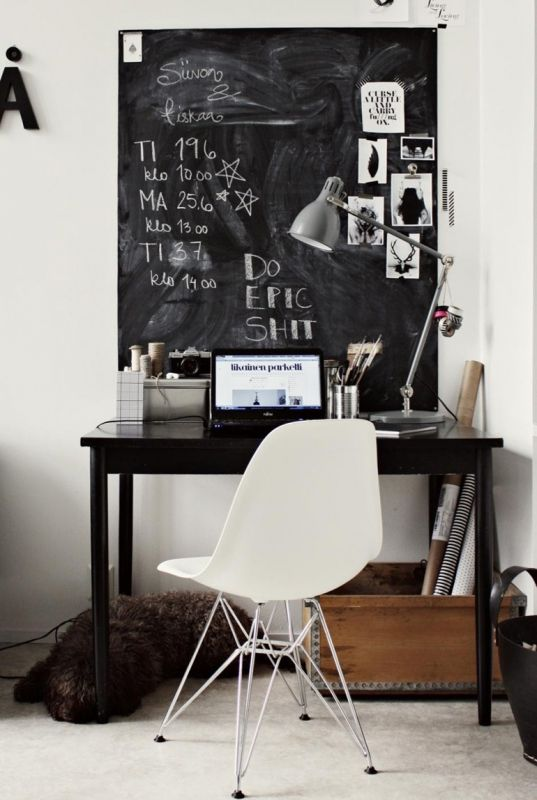 Scandinavian Home Office Furniture - Foter