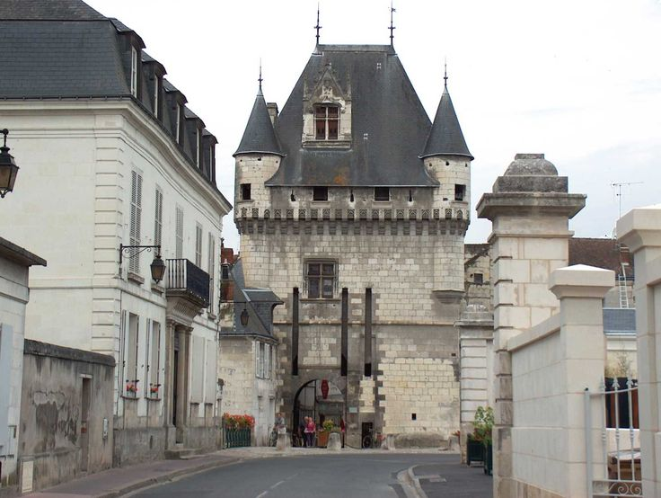 Chateau de Loches - Loches, Centre, Loire Valley