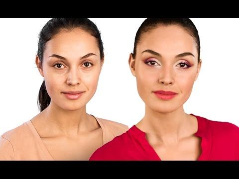 How To: Pink Ombre Eyes and Matte Lips - http://ezbeautytips.com/1/how-to-pink-ombre-eyes-and-matte-lips/ valtimus.avonrepresentative.com Beauty Tutorials