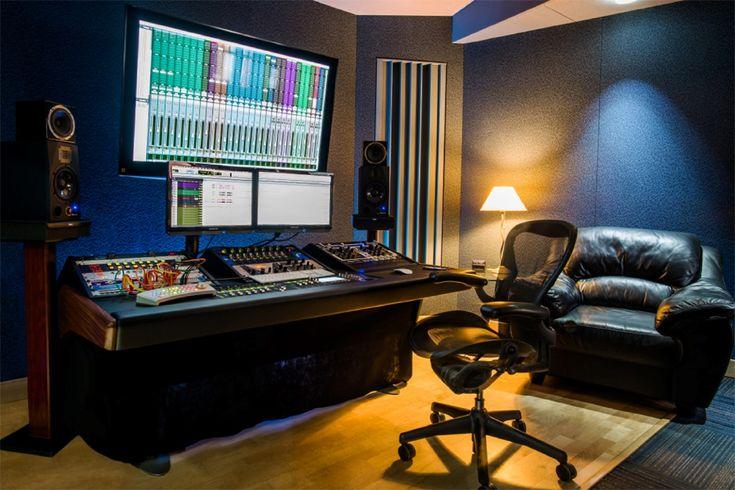 Fm Design Blue On Blue Studios Rec Studio Pinterest Studio Music Studios And Studio Design
