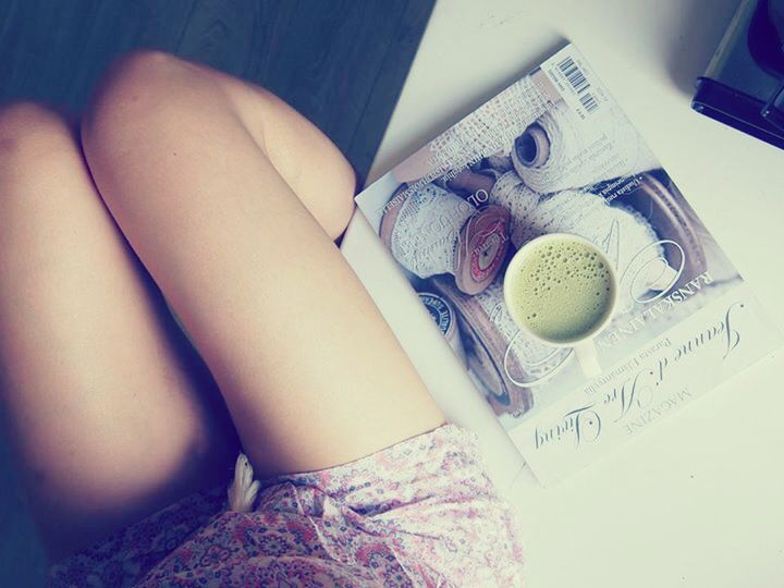 Matcha latte Greentea
